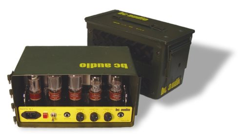 BC Audio Ammo Can Amps