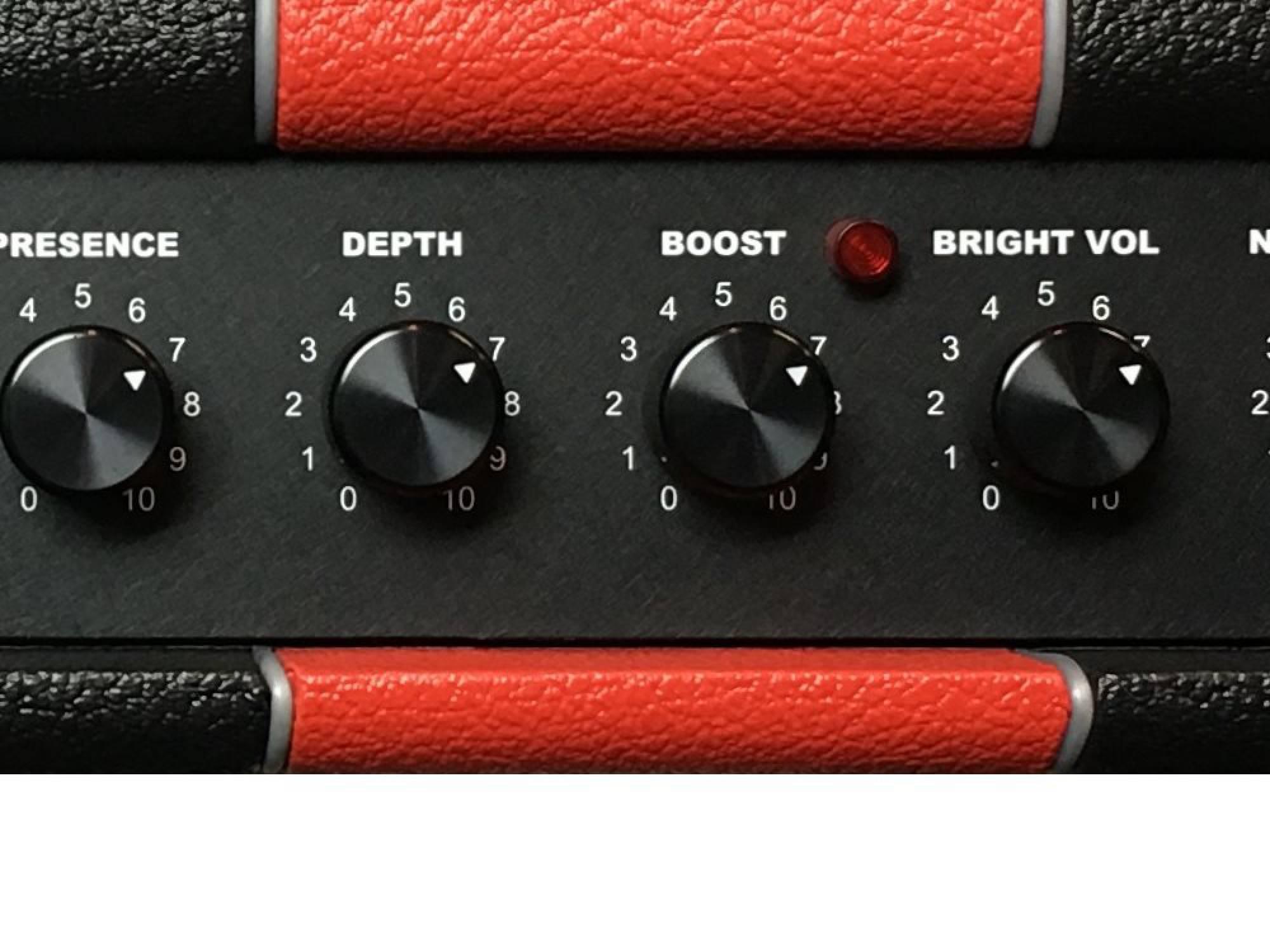 Amplifier No 9 Bc Audio 45w Power Include Tone Control Previous Next Close